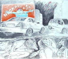 Die Zukunft hat schon begonnen 13: Die Straße den Autos