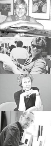 Künstler-Collage