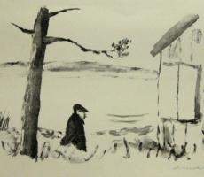 Arno Mohr, Brecht am See