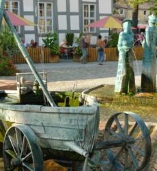 Christian Uhlig, Angermünder Brunnen