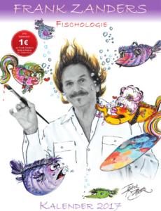 Frank Zander, Fischologie-Kalender 2017, Preis 14,95 €