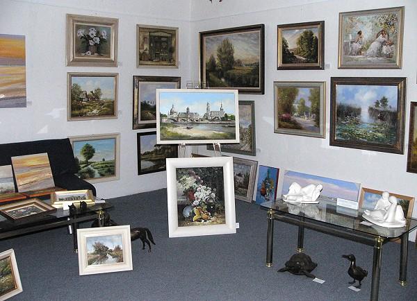 Kunsthaus am Roten Rathaus - Ausstellung