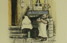 Heinrich Zille, Der Budiker (verkauft)