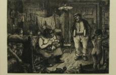 Heinrich Zille, Der späte Schlafbursche