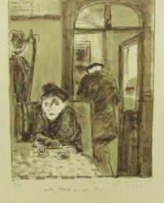 Herta Günther, An der Tür
