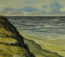 Kurt Lange, Strand