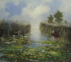 Madjid, Ruhiger See (verkauft)