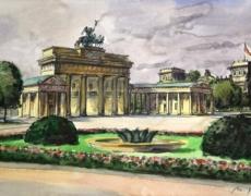 Manfred Pietsch, Pariser Platz Berlin