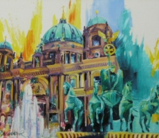 Peter Linnenbrink, Berliner Dom