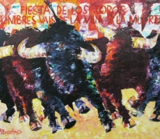Peter Linnenbrink, Fiesta de los Toros (verkauft)