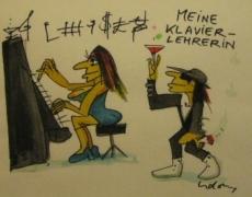 Udo Lindenberg, Meine Klavierlehrerin