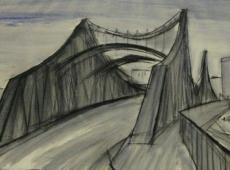 Ursula Strozynski, Millionen-Brücke